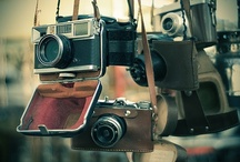 Cameras Galore / Cameras for snapping those priceless moments / by Shutterfly