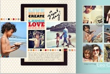 Project Life - Photo book layouts (Fan curated) / by Shutterfly