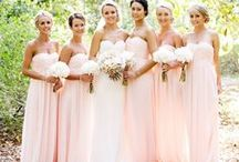 Beautiful Bridesmaids / Fun, sweet and sassy ideas for your beautiful Bridesmaids! / by Adiamor