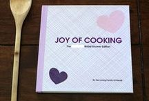Cookbook Worthy Recipes and Kitchen Inspiration / Food is a large part of life and tells a story of it's own. At Shutterfly, we save recipes like we save memories - in photos. This is a board of inspirational recipes, food photography tips and ways to put it all together. / by Shutterfly