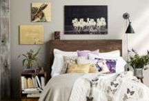 Bedroom / Update the bedroom with personalized blankets, pillows and more.  / by Shutterfly