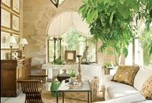 Interiors / Living / by Samantha Marshall