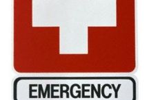 Emergencies  / by Jenn N James Olschlager