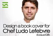 Design a book cover for Chef Ludo Lefebvre / by Talenthouse