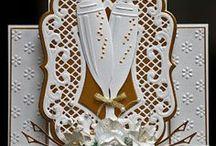 ~ Cards ~ Wedding & Anniversary ~ / by Keller Hastings
