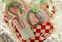 ~ Cards ~ Valentines ~ / by Keller Hastings