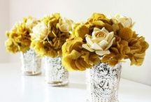 Color Inspiration - Mustard / by Kathryn McCully