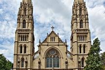 Churches / by Sheila Mercado