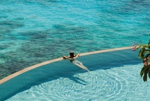 Laps of Luxury / Reflections of luxury from the crystal blue pools of your Four Seasons retreat.  / by Four Seasons Hotels and Resorts