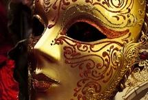 Masks / by Sheila Mercado