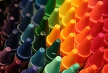 Colour My World / by Sheila Mercado
