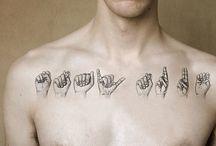 tattoos / by Chattlyn Franklin