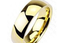 Golden Collection / Blue Steel's Golden Jewelry, Fine Quality and Design. / by Blue Steel