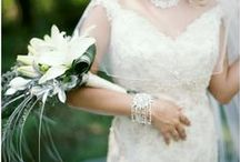 Wedding Bouquets / Beautiful real wedding bouquet photos; from traditional to modern weddings, bouquet inspiration and ideas for your wedding. / by Blue Steel