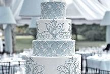 Wedding Cakes / No Wedding Completes without Wedding Cakes. / by Blue Steel