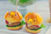 Kids- Lunch Box Idea / by Aesook Kim