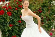 Bride Wedding Dresses / by Blue Steel