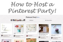 Pinterest Party! / by Haeley Giambalvo / Design Improvised