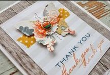Cardmaking Stuff / by Andrea Nigg