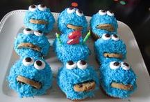 Sesame Street Party / by Haeley Giambalvo / Design Improvised