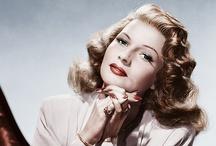 Rita Hayworth / by Jo Holden