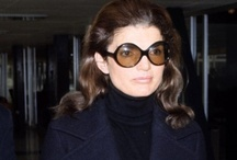 Jackie Kennedy Onassis / by Jules Font