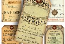 Printables and Transfers / by Marcela Feldmann