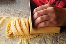 | delicious pasta | / by Ann Favre Watkins