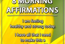 Affirmations / by Living MyDream