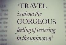 Quotes / Quotes to brighten up the darkest days / by Natalie @Turkish Travel Blog