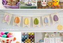 Celebrations- Easter / by Bronwynne Jones