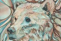 Bear Necessities / Bear art for inspiration / by Catherine Langsdorf