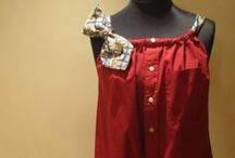 Upcycled - Tops / by Tara Parmer Eastman
