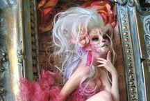 Unquie Dolls / by Jessie Rodriguez