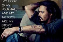 Tattoos / by Jessica Nicolosi