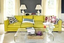 Living Room Love / by Rachael Johnson