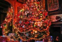 CHRISTMAS LUV / I am in luv with all things Christmas!!!!!!!! If I could, I would make it Christmas all year long!!!  It is the most blessed, beautiful, special time of the year! / by Desiree Aaron