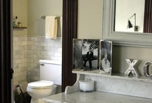 Breathtaking Bathrooms / by Pamela Stephens