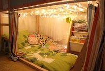 Kid's Bedrooms / by Gina StAubin @Special_Happens