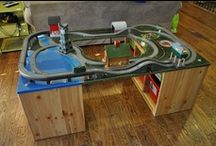 Scale Trains / by Gina StAubin @Special_Happens
