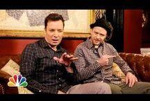 Best of Fallon, Kimmel, Conan and SNL / by Jean Fittinger