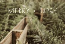 Rustic Christmas / by Heidi May