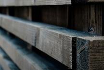 Wood / by O-ONE-O