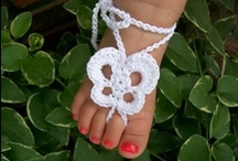 Barefoot Blue Jean Night / Barefoot Sandals / by Tiffany Garza