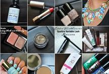 BEAUTY - Blogger Favorites / Beauty transformed. Collection of beauty products that are loved by your favorite beauty bloggers.  / by Hairspray and HighHeels