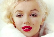 Chic People - Marilyn Monroe / by Shawna OBrien
