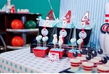 Nic's Bowling Party!! / by Sam Woolverton