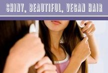 BEAUTY - Vegan / Vegan, cruelty free, and handmade beauty and skincare products. / by Hairspray and HighHeels