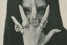 Jewelry & vintage  / by Krystle Moriconi