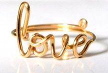 WEAR - Rings  / Must have rings. / by Hairspray and HighHeels